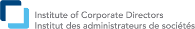 institute of corporate directors logo